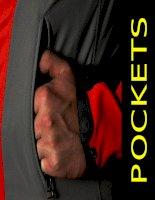 Elements of fashion pockets
