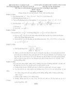 đề thi vào lớp 10 môn toán đại học sư phạm TP HCM năm 2015-2016