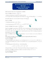 Đề thi thử Đại học số 7 Thầy Lê Bá Trần Phương