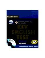 key english test extra