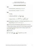 Tuyển tập đề thi HSG Toán 9 ( Hàng hiếm )
