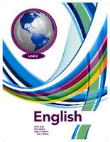 English level 2 Student book