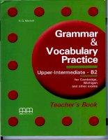 Grammar and Vocabulary practice.pdf