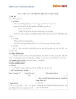 Giáo án địa lý 12 bài 1 việt nam trên đường đổi mới và hội nhập