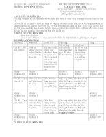 TRƯỜNG THPT BÌNH DƯƠNG Bình Định  ĐỀ THI THỬ TỐT NGHIỆP TRUNG HỌC PHỔ THÔNG NĂM 2013 2014 MÔN VĂN ĐỀ SỐ 2
