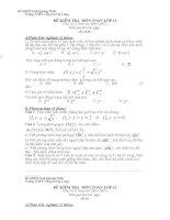 Tài liệu ôn thi Toán lớp 12 (11)