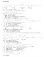 đề ôn tốt nghiệp môn toán, số 8