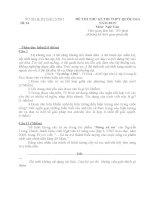 đề thi minh họa hướng dẫn chấm môn ngữ văn 12 sở giáo dục đào tạo bắc ninh đề số 14