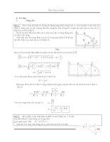 Chuyên đề bồi dưỡng học sinh giỏi vật lý 10