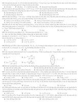 Đề thi học sinh giỏi môn vật lý lớp 10 (89)
