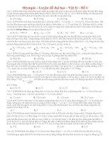 Đề thi thử THPT môn Vật lý số 6