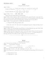 Tuyển chọn các đề thi toán học sinh giỏi lớp 7 bồi dưỡng