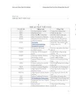 Báo cáo Thực Tập Tốt Nghiệp Trung tâm Dịch Vụ Viễn Thông Khu Vực III