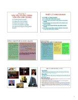 Slide bài giảng môn văn hóa kinh doanh: Chương 2: Các yếu tố cấu thành văn hóa kinh doanh