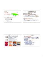 Slide bài giảng môn văn hóa kinh doanh: Chương 1: Giới thiệu về môn học