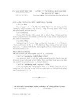 ĐỀ ÔN THI THỬ ĐẠI HỌC SỐ 6 MÔN LỊCH SỬ NĂM 2010 CÂU LẠC BỘ SỬ HỌC TRẺ