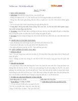 Giáo án lịch sử 11 bài 2 ấn độ