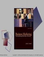 Chapter 8 Chiến lược sản phẩm