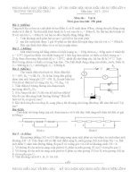 Tổng hợp đề thi HSG Vật Lý lớp 9  (12)