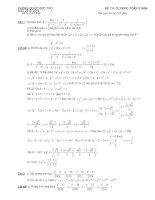 đề thi hsg toán 8 năm 2012 2013