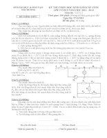 Tổng hợp đề thi HSG Vật Lý lớp 9  (1)