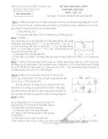 Tổng hợp đề thi HSG Vật Lý lớp 9  (3)