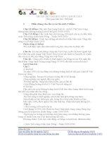 Đề thi lịch sử lớp 12 - sưu tầm đề và đáp án thi sử tham khảo (24)
