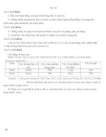 TUYỂN TẬP CÁC ĐỀ LUYỆN THI THPT QUỐC GIA MÔN ĐỊA LÝ ĐỀ SỐ 30