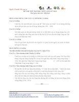 Đề thi lịch sử lớp 12 - sưu tầm đề và đáp án thi sử tham khảo (30)