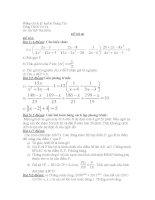 đề thi hsg toán toán 8,đề THI số  40