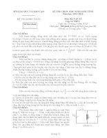 Đề và Đáp án Học Sinh Giỏi Vật Lý 12 (có đáp án) (34)