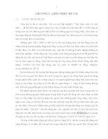 Các nhân tố ảnh hưởng đến quyết định mua nhà của người thu nhập thấp tại tp.Hồ Chí Minh