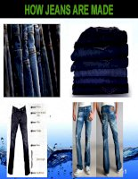 How jeans are made by MAZADUL HASAN SHESHIR