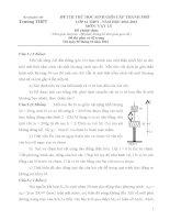 Đề và Đáp án Học Sinh Giỏi Vật Lý 12 (có đáp án) (41)