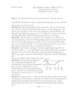 ĐỀ THI HỌC SINH GIỎI VẬT LÝ 8 môn vật lý