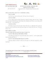 Đề thi lịch sử lớp 12 - sưu tầm đề và đáp án thi sử tham khảo (20)