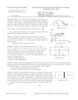 Đề và Đáp án Học Sinh Giỏi Vật Lý 12 (có đáp án) (45)