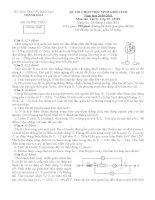Đề và Đáp án Học Sinh Giỏi Vật Lý 12 (có đáp án) (35)