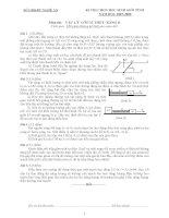 Đề và Đáp án Học Sinh Giỏi Vật Lý 12 (có đáp án) (30)