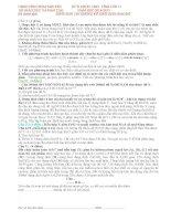 Đề hoá lớp 11 - sưu tầm đề kiểm tra, thi học sinh giỏi hoá học lớp 11 tham khảo bồi dưỡng (63)
