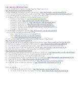 10 đề thi thử môn vật lí - Chu Văn Biên