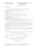 đề thi thử THPT QG môn toán số 23.PDF