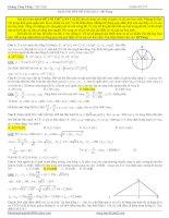 Đề thi thử THPT Quốc gia môn vật lý các trường chuyên năm 2012  (11)