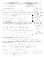 Đề thi thử THPT Quốc gia môn vật lý các trường chuyên năm 2012  (2)