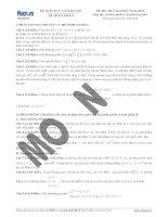 Bộ 20 đề thi thử THPT Quóc gia môn toán từ trang moon (5)