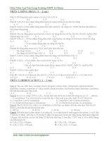 Tài liệu ôn tập hoá học lớp 12 theo chuyên đề (5)