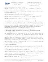 Bộ 20 đề thi thử THPT Quóc gia môn toán từ trang moon (6)