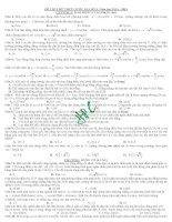 TỔNG HỢP 5 ĐỀ THI THỬ THPT QUỐC GIA NĂM 2015 CÓ GIẢI CHI TIẾT ĐẦY ĐỦ môn vật lý (3)