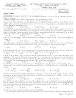 ĐỀ THI THỬ ĐẠI HỌC+GIẢI CHI TIẾT-THPT TRIỆU SƠN 2-LẦN 3 môn vật lý (1)