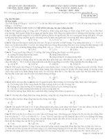 ĐỀ THI THỬ ĐẠI HỌC+GIẢI CHI TIẾT-THPT TRIỆU SƠN 2-LẦN 3 môn vật lý (3)